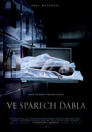 Náhled plakátu k filmu Ve spárech ďábla