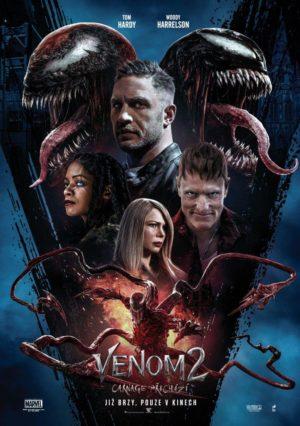 Náhled plakátu k filmu Venom 2: Carnage přichází