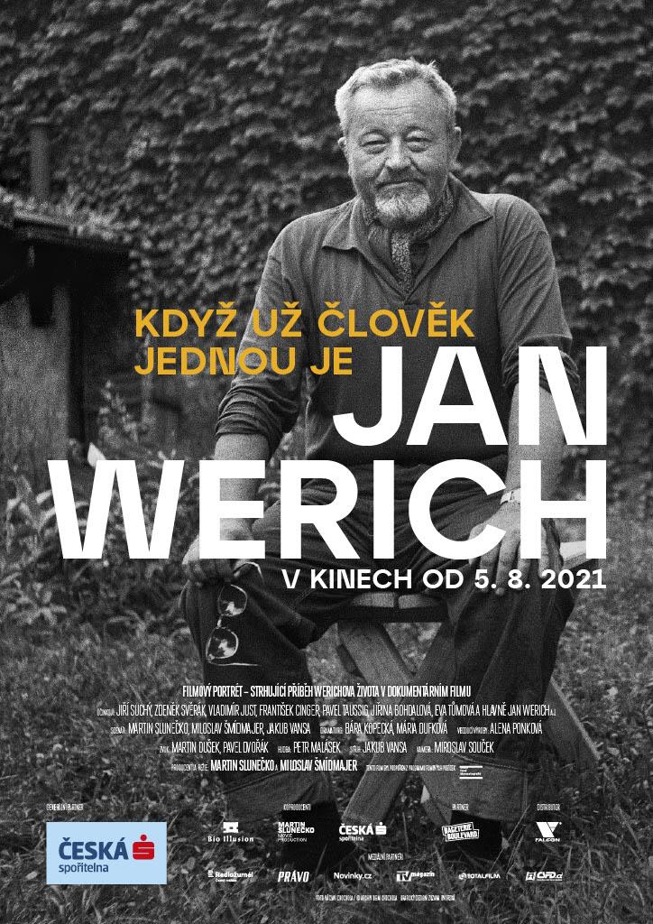 Jan Werich: Když už člověk jednou je ...